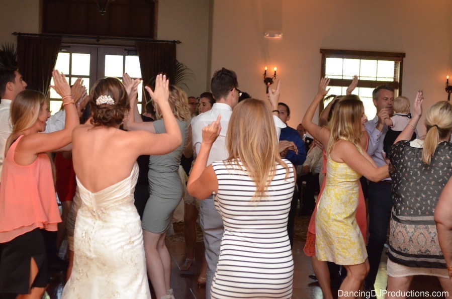 Last Dance at a Maderas Golf Club Wedding