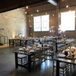 Luce Loft Wedding Reception